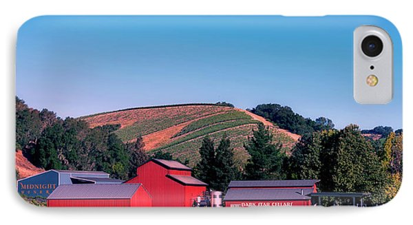 Midnight Winery - California IPhone Case by L O C