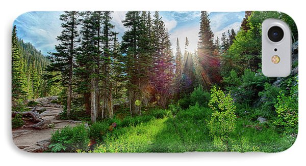 Midsummer Dream IPhone 7 Case by David Chandler