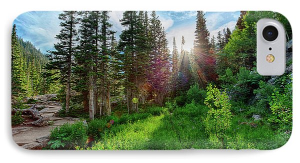 IPhone 7 Case featuring the photograph Midsummer Dream by David Chandler