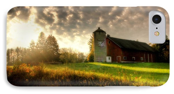 Midwest Morning IPhone Case by Joel Witmeyer