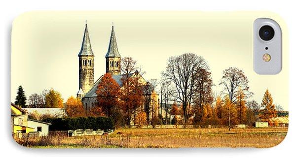 Miedzierza Church IPhone Case by Henryk Gorecki