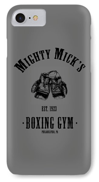Mighty Micks IPhone Case by Mark Rogan