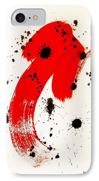 Mikado Rising IPhone Case by Roberto Prusso