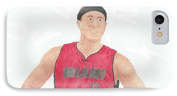 Mike Bibby IPhone Case