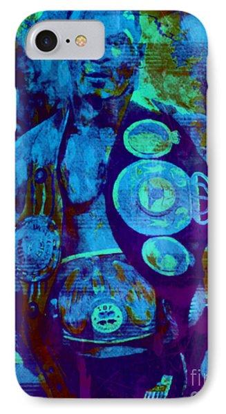 Mike Tyson Pop Art Pur IPhone Case