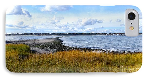Milford Island IPhone Case by Raymond Earley