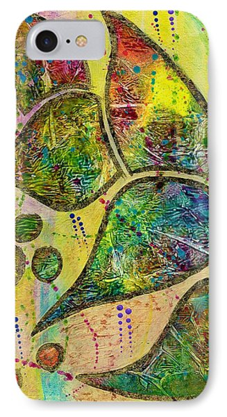 Milkweed IPhone Case by The Art Of JudiLynn