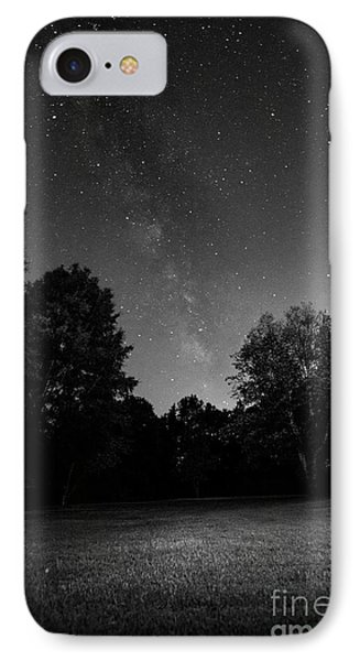 IPhone Case featuring the photograph Milky Way by Brian Jones
