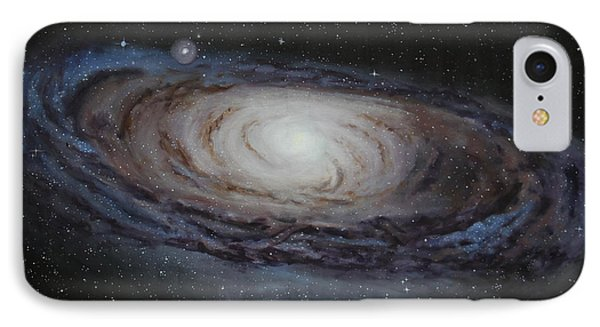 Milky Way Galaxy IPhone Case by Shastina Ann-Wallace