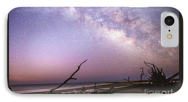 Milky Way Roots IPhone Case by Robert Loe