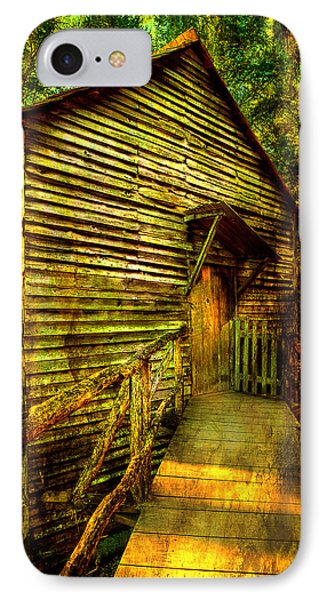 Mill IPhone Case by Mike Eingle