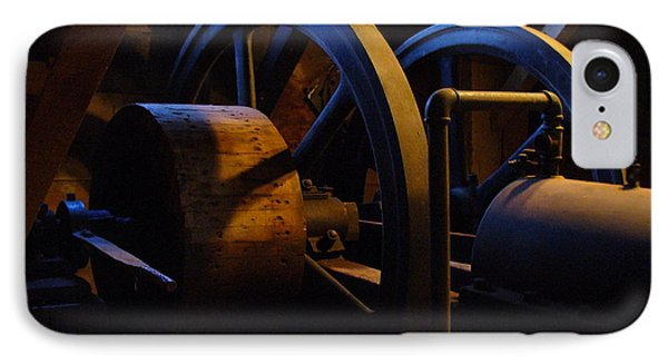 Mill Power IPhone Case