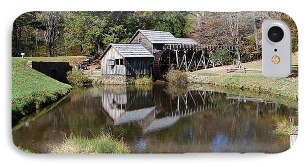 Mill Reflections IPhone Case by Eric Liller