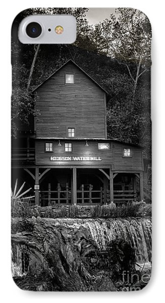 Mill Stream - Evening IPhone Case by Robert Frederick