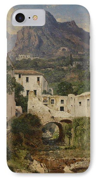 Mill Valley Near Amalfi IPhone Case