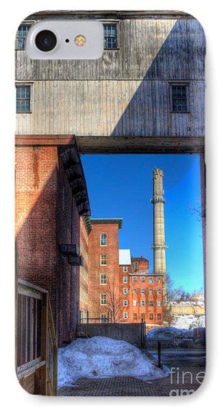 Mill Yard IPhone Case