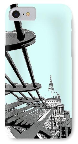 Millennium Bridge IPhone Case