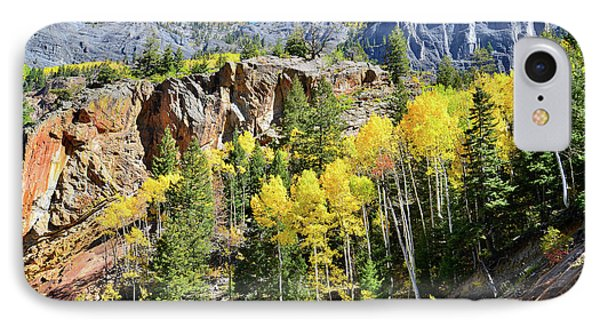 IPhone Case featuring the photograph Million Dollar Highway 550 by Ray Mathis