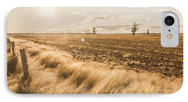 Millmerran IPhone Case by Jorgo Photography - Wall Art Gallery