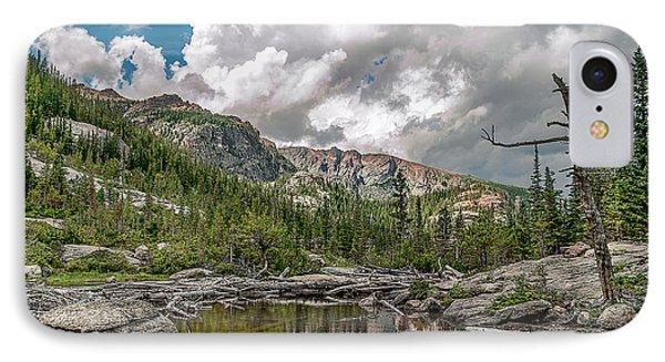 Mills Lake 5 IPhone Case