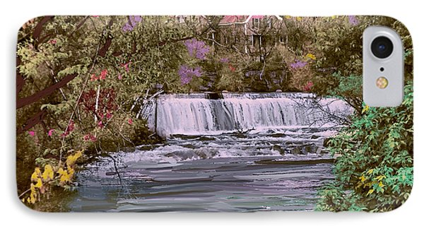 Millstream IPhone Case by John Selmer Sr