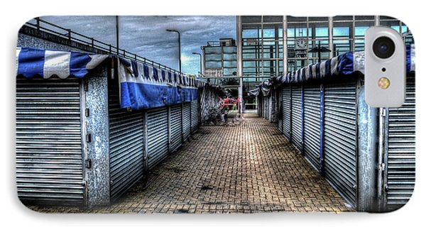 Milton Keynes Market IPhone Case