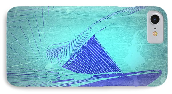 Milwaukee Art Museum IPhone Case by Naxart Studio