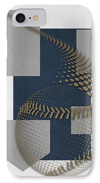 Milwaukee Brewers Art IPhone Case