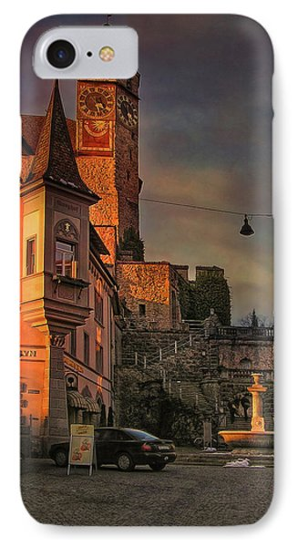 IPhone Case featuring the photograph Main Square by Hanny Heim