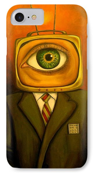 Mind Changer Phone Case by Leah Saulnier The Painting Maniac