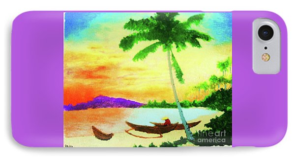 Mindanao Sunset IPhone Case by Roberto Prusso