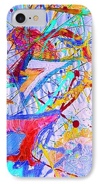 Mindful Distress IPhone Case by Ryan Djakovic