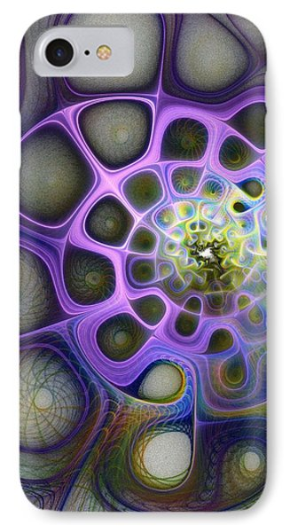 Mindscapes IPhone Case by Amanda Moore