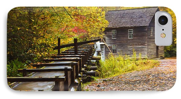 Mingus Mill Painted IPhone Case