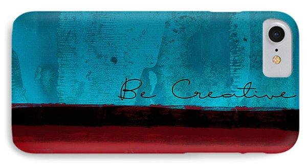 Minima - Be Creative Bc01b- Br02 IPhone Case