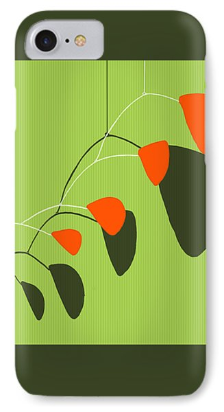 Minimalist Modern Mobile IPhone Case by Little Bunny Sunshine