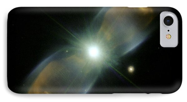 Minkowskis Butterfly, Planetary Nebula IPhone Case by T. Rector/GMOS-S/NOAO/AURA/NSF