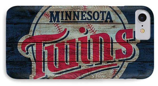 Minnesota Twins Barn Door IPhone Case