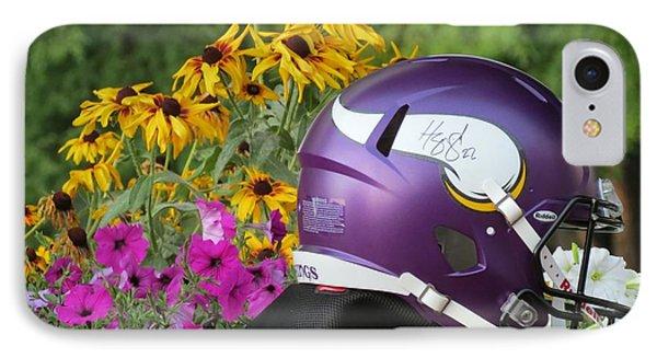 Minnesota Vikings Helmet IPhone Case