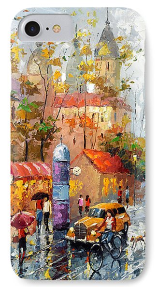 IPhone Case featuring the photograph Minutes Of Waiting 2  by Dmitry Spiros
