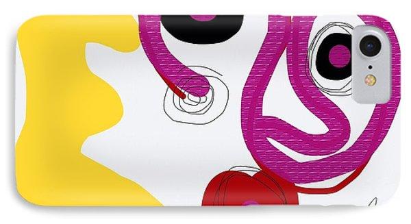Miro Miro On The Wall IPhone Case