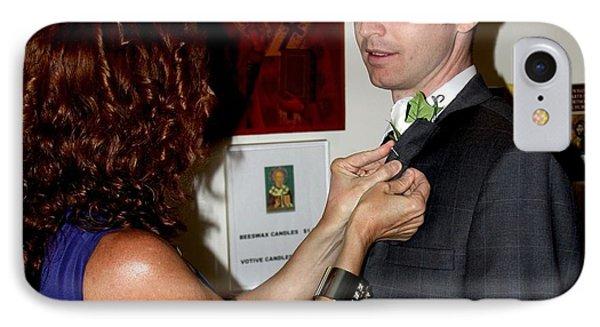 Miranda And Thomas - 4525i IPhone Case by Joe Finney