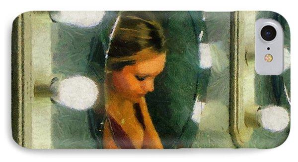 Mirror Mirror On The Wall Phone Case by Jeffrey Kolker