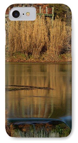 Mirror Spring 2 Phone Case by Douglas Barnett