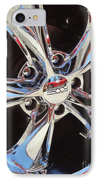 Mirror Wheel IPhone Case