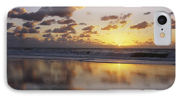 Mirrored Mexico Sunset Phone Case by Bill Schildge - Printscapes