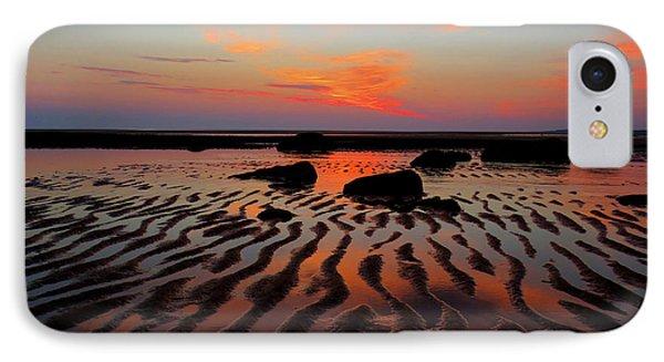 Mirrored Sky IPhone Case by Dianne Cowen