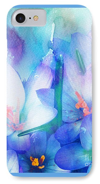 IPhone Case featuring the digital art Mirthfulness by Klara Acel
