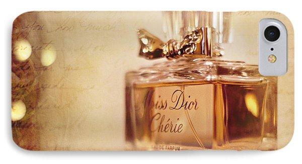 Miss Dior Phone Case by Susan Bordelon