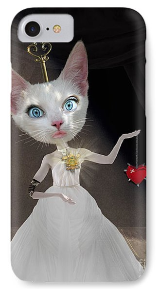 Miss Kitty IPhone 7 Case